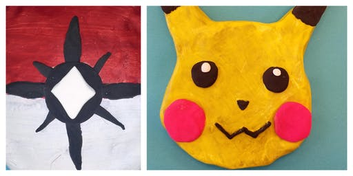Pikachu & His Pokémon Pals Workshop (5-12 Years)