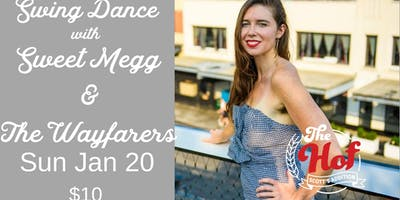 Swing Dance with Sweet Megg & The Wayfarers