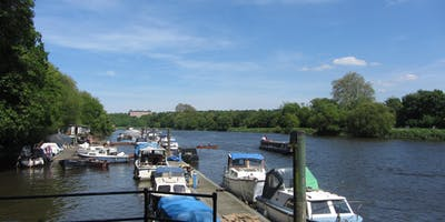 Richmond & Twickenham Riverside Walk