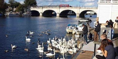 Richmond & Boat Trip to Kingston upon Thames