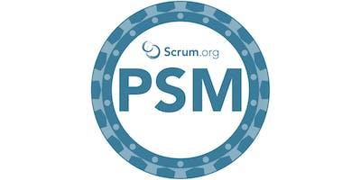 Formazione Professional Scrum Master - Scrum.org