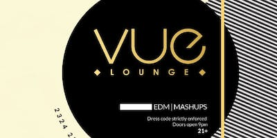 VUE Lounge Fridays at Vue Free Guestlist - 1/18/2019