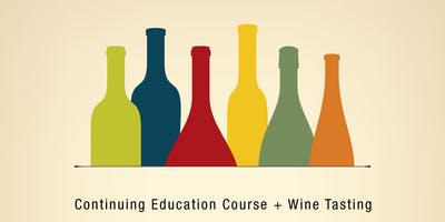 Realtor Continuing Education Course + Wine Tasting