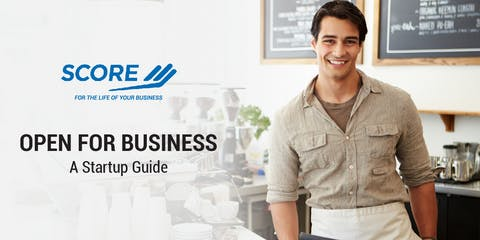 Open For Business - A Startup Guide