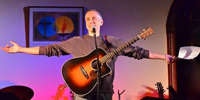 David Roth at Green Wood Coffee House