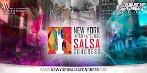 2019 New York International Salsa Congress