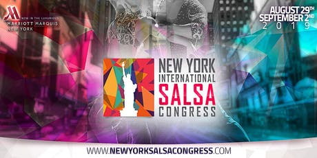 2019 New York International Salsa Congress tickets