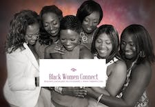 Black Women Connect Networking Group & Book Club  logo