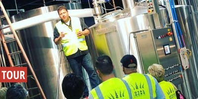 Private Brewery Tour and Tasting