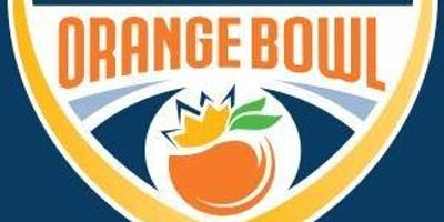 Orange Bowl - Alabama vs. Oklahoma