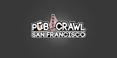 SF New Year's Weekend Pub Crawl tickets