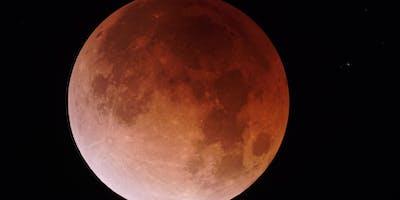 Atlas Obscura Society Los Angeles: Super Blood Moon Lunar Eclipse