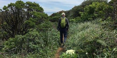 WALK: San Bruno Mountain: Saddle and Bog Trails