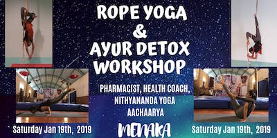 Rope Yoga and Ayurveda Detox