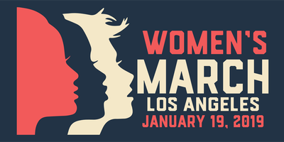 Los Angeles Womens March 2019