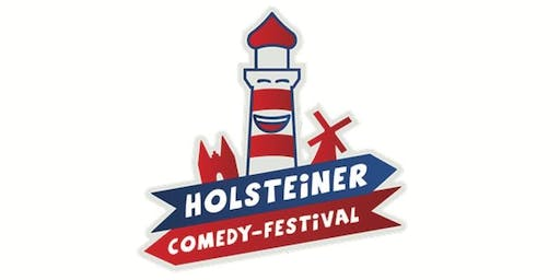 2. Holsteiner Comedy Festival:  EARLY-BIRD-TICKET