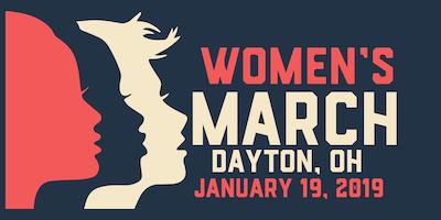 Dayton OH Women's March 2019