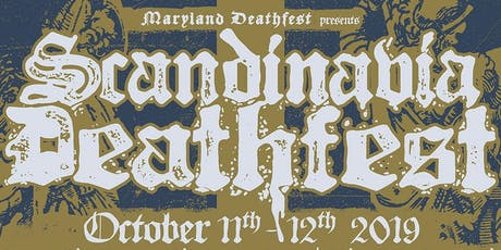 Scandinavia Deathfest 2019 tickets