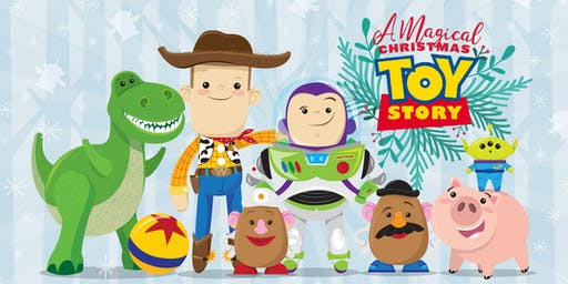 toy story year end celebration free kids programme at west
