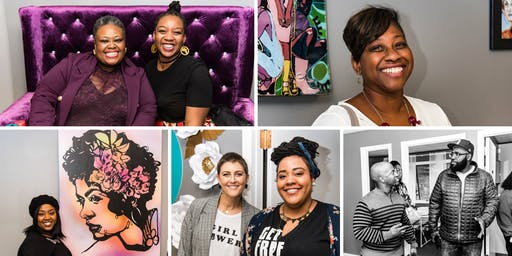 Community Coworking Day at the Progress Center for Black Women