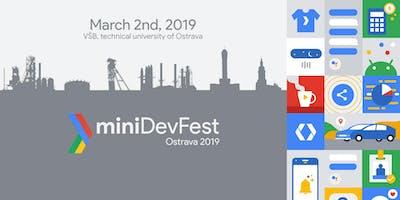 MiniDevFest Ostrava 2019