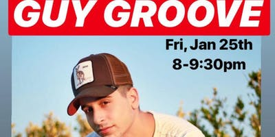 GUY GROOVE at IN MOTION DANCE CENTER OF NY