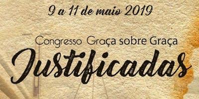 Justificados - Congresso Graça sobre Graça 2019