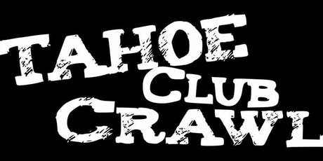 Tahoe Club Crawl Summer 2019 (June29th-Sept28th) tickets