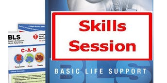 AHA BLS Skills Session September 25, 2019 (INCLUDES Provider Manual E-Book!) from 4 PM to 6 PM at Saving American Hearts, Inc. 6165 Lehman Drive Suite 202 Colorado Springs, Colorado 80918.