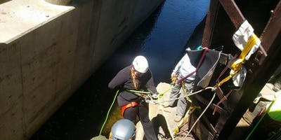 Basic Technical Rope Work & Rescue (TR1-3)