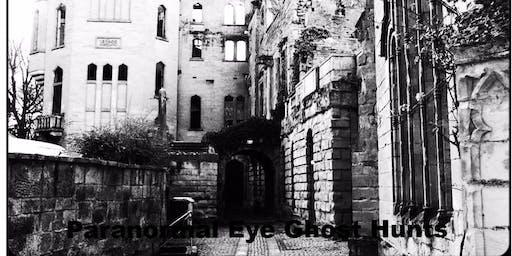 Guys Cliffe Warwick Ghost Hunt Paranormal Eye UK
