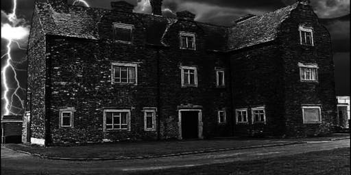 Old Gresley Hall Ghost Hunt Paranormal Eye UK Derbyshire
