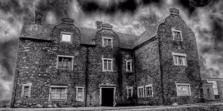 Old Gresley Hall Derbyshire Ghost Hunt Paranormal Eye UK  tickets