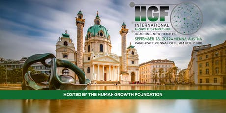2019 HGF International GROWTH Symposium Tickets