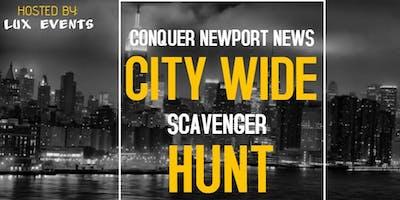Conquer Newport News Citywide Scavenger Hunt