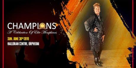 Elite Memphians Honors & Business Showcase tickets
