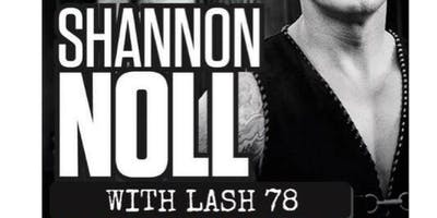 Shannon Noll With Special Guests Lash78 Live At The Publican Mornington!