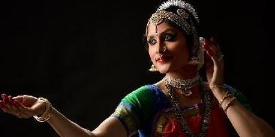 Janaki Rangarajan - Indian Classical Bharatanatyam Dance