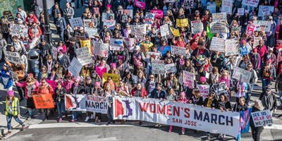 San Jose Women's March 2019