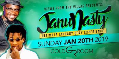 JanuNasty: The Ultimate January Birthday Experience