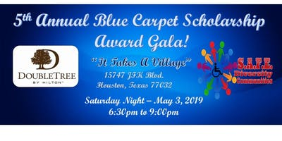 5th Annual Blue Carpet Scholarship Awards Gala!