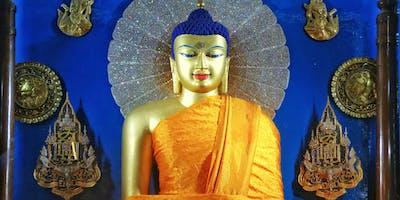 Méditation | Comment Lâcher Prise ? | STRASBOURG | Conférence Moine Bouddhiste du Canada