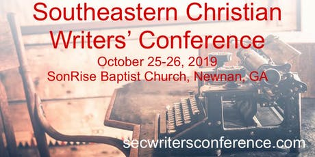 Southeastern Christian Writers' Conference tickets