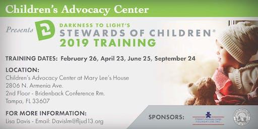 Darkness to Light Stewards of Children 2019 Training