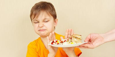 Managing Mealtimes with Picky Eaters