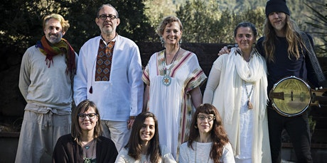 Sacred Plant Medicine Ceremony with Huachuma & The Weaver tickets