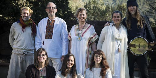 Sacred Plant Medicine Ceremony with Huachuma & The Weaver
