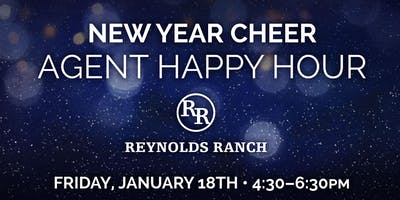 AGENT HAPPY HOUR AT REYNOLDS RANCH