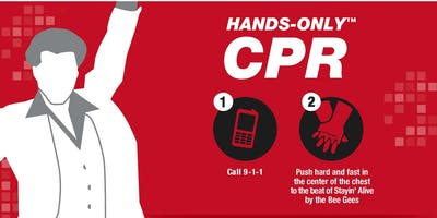 Learn Hands-Only CPR / Early Heart Attack Care