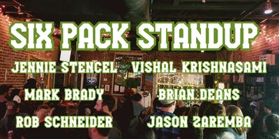 Six Pack Standup Show